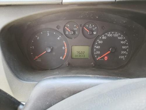 motorhome ford transit tdci 2.2l año 2014 con 3.500km reales