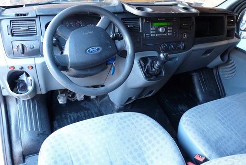 motorhome ford trasit 2012 -furgon 156000 kilometros