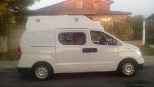 motorhome hyundai h1 para viajes en familia
