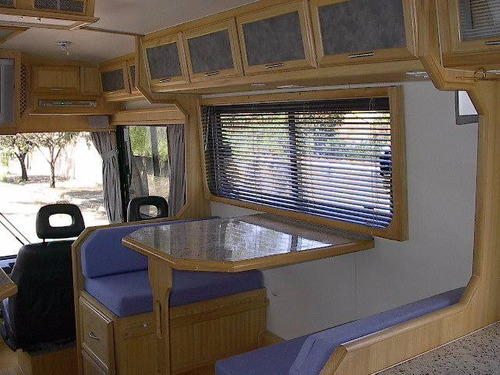 motorhome itu trailer mercedes benz o-371 turbo 1993- y@w2