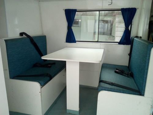 motorhome iveco daily 2004