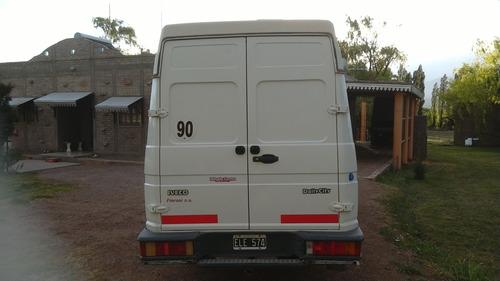 motorhome iveco daily 35-10 (corto) para 2 personas