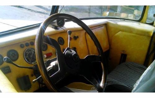 motorhome m. benz 1518 turbo