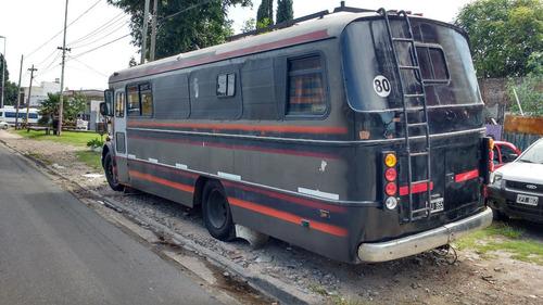 motorhome mercedes 1114