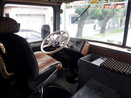 motorhome mercedes benz 1114