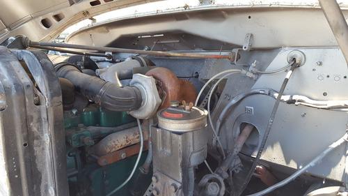 motorhome mercedes benz 1114 motor turbo todo 0km a estrenar