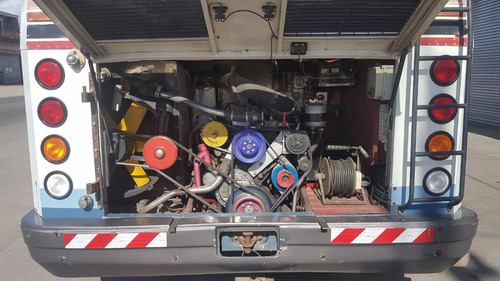 motorhome mercedes benz 1517 turbo - unica equipada a full