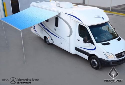 motorhome mercedes benz 515 - full - pierandrei - 2018