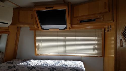 motorhome mercedes benz 608 - 1982 mont. 2012  trailer y@w2