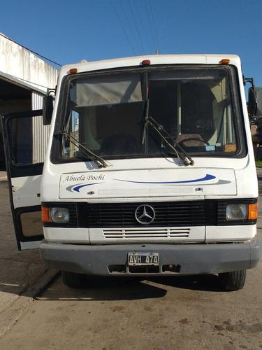 motorhome mercedes benz lo 813 1996