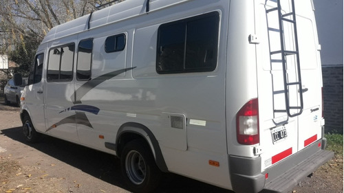motorhome mercedes benz sprinter 413 2012