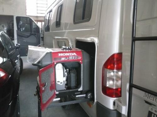 motorhome mercedes benz sprinter 413 mod 2011 79.000 km
