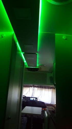 motorhome novo 6 pessoas 2020 trailer placa solar bateriagel