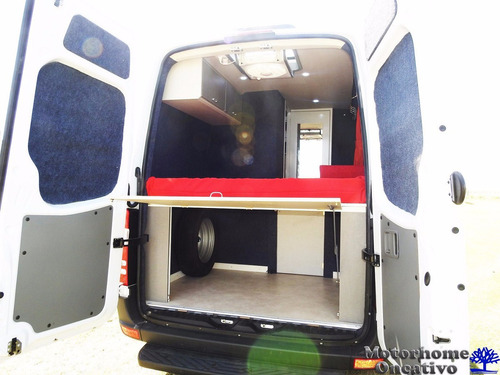 motorhome oncativo equipamiento de furgon a motorhome
