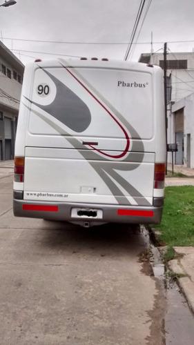 motorhome pbarbus mb 814 vendido  1999 turbo interculer