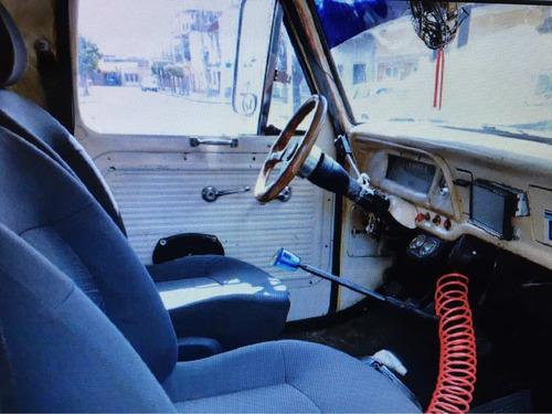 motorhome permutaria ford f - 350 1975