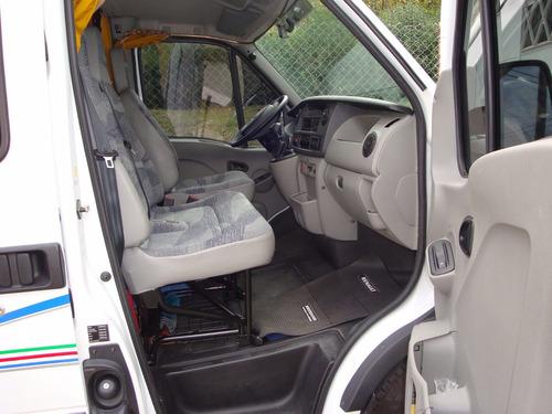 motorhome renault master 2011