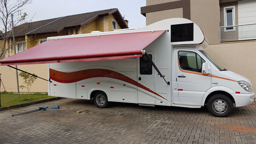 motorhome sprinter mb 515 - trailer y@w3