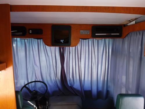 motorhome turiscar caribe mercedes 708 - trailer y@w3