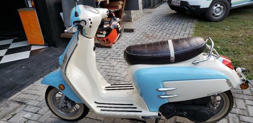 motorino velvet curitiba, revisada na autorizada 2013