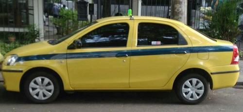 motorista auxiliar taxi rj