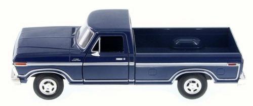 motormax 1/24 ford f150 custom pick up 1979