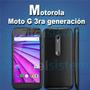 Motorola Moto G 3era Generación 5 8gb Quad Core Sellado