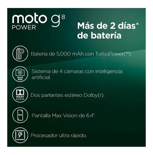 motorola g8 power 4gb ram 64gb rom vulcan