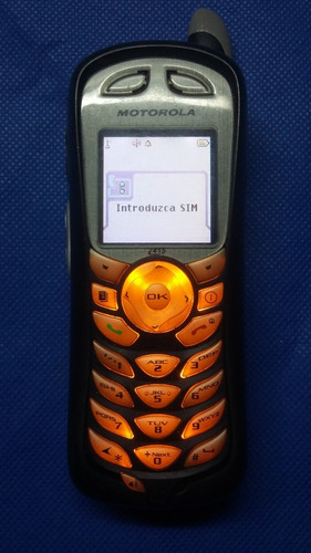 motorola i415 avantel iden nextel walkie talkie handies full