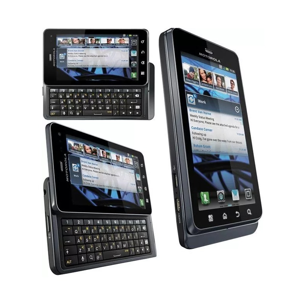 Motorola Milestone 3 Xt860 Smartphone Libre Android Qwerty