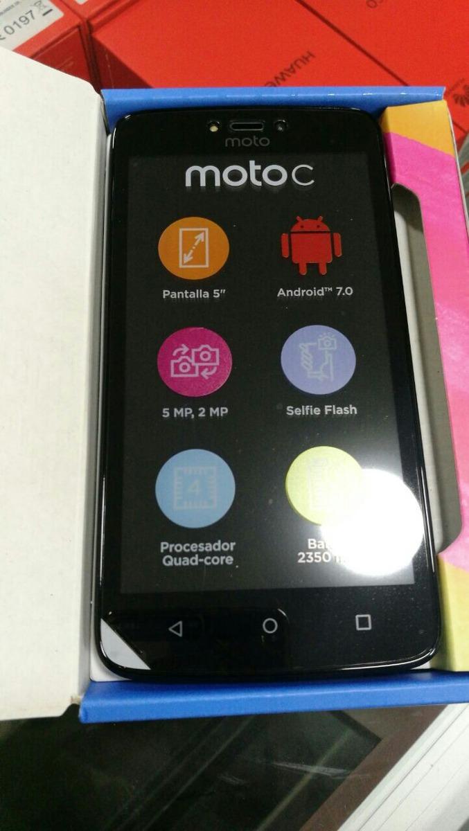 Motorola Moto C Nuevo - $ 225.000 en Mercado Libre
