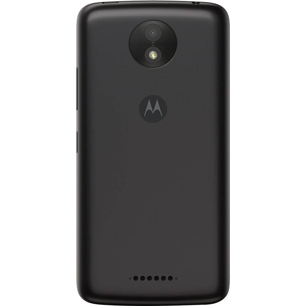 5c4920baf Motorola Moto C Plus Xt1726 Preto 8gb