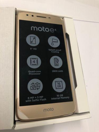 Motorola Moto E (4th Gen ) - Metro Pcs