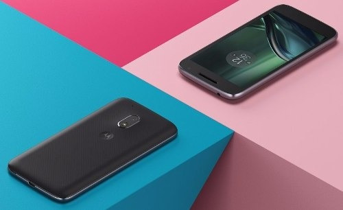 motorola moto g4 play 16gb 4g lte lenovo con factura legal