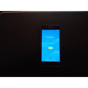 Motorola Moto G5 Xt1672 Cinza 32g