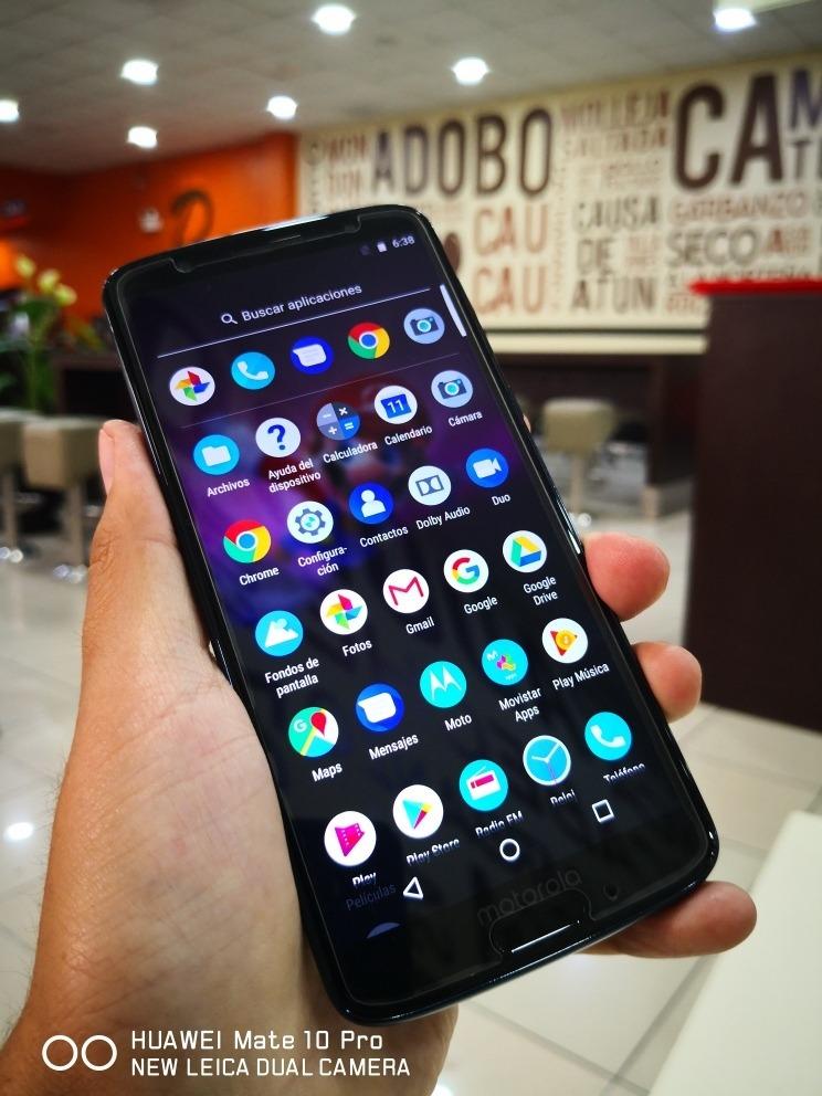 Motorola Moto G6 Dual Camara (no G6 Play) Venta Y Cambios!!