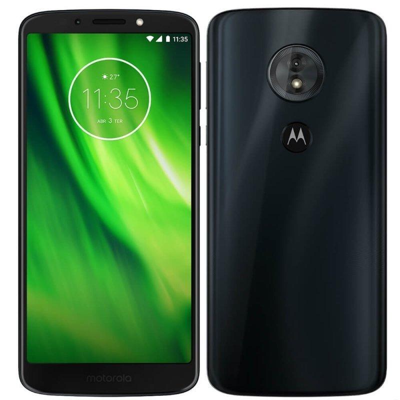 2cef0cb34 Motorola Moto G6 Play 32gb 3gb+fone+pelicula Menor Preço - R  779