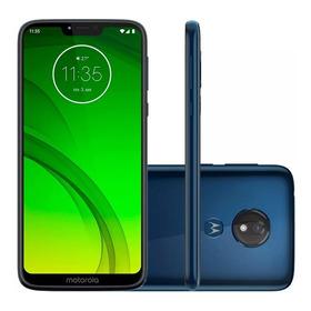 Motorola Moto G7 Power Xt1955-1 Nf-e Garantia 04 Abril  2020