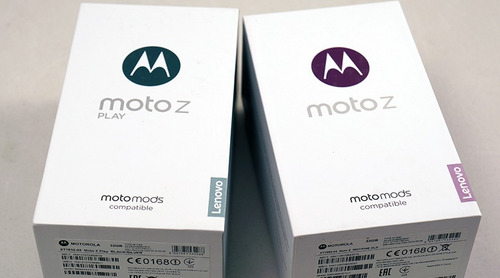 motorola moto z play nuevo en caja