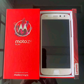 Motorola Moto Z2 Play 64gb Snaps Tv Projetor Bateria Camera