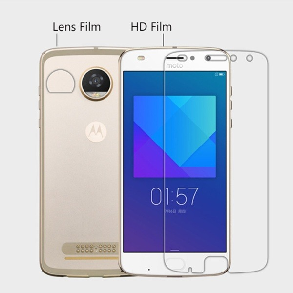 5b40a308bb1 Motorola Moto Z2 Play Nillkin Hd Protector De Pantalla + Pro ...