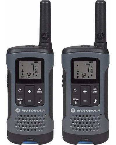 motorola radios comunicación t200 32km walkie talkie reca w7
