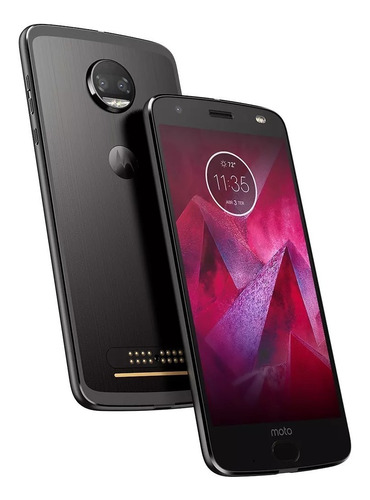motorola z2 force ultra slim fhd5,5  64gb 4gb 4k