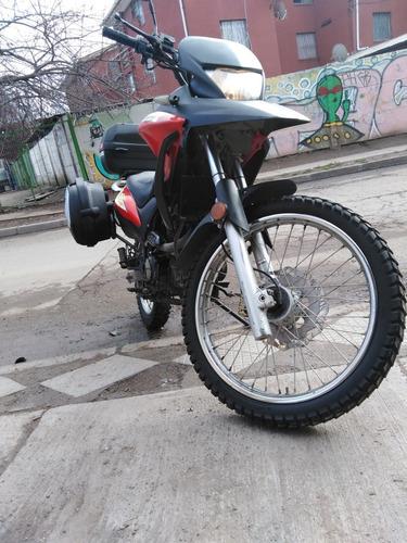 motorrad 300 en duro