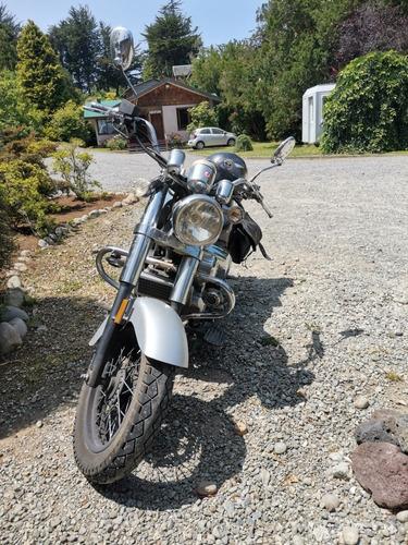motorrad custom 250