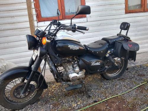motorrad custom250