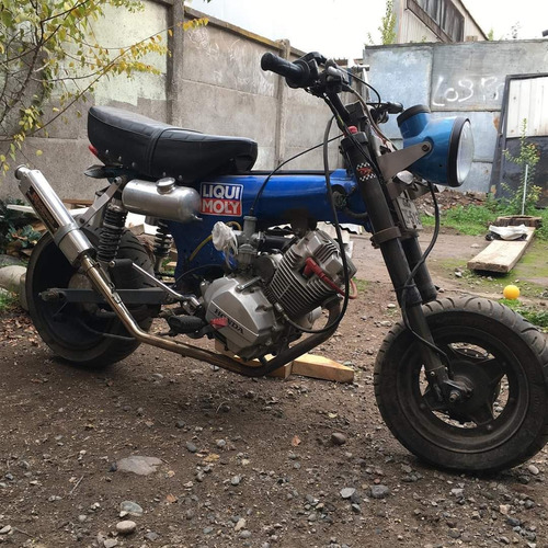 motorrad dax