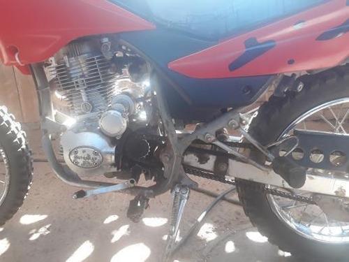 motorrad enduro