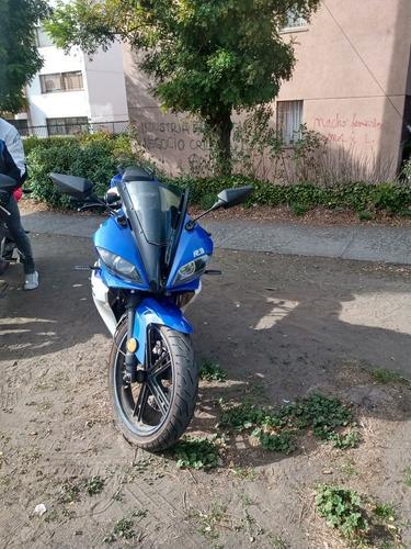 motorrad racer 300r