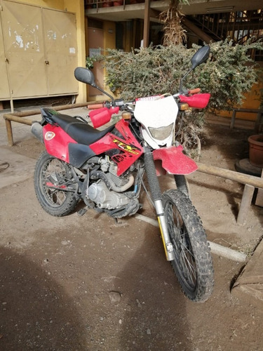 motorrad ttx 250cc